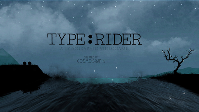 Type Rider: Awesome