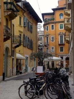Verona side street