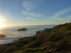 sutro baths view
